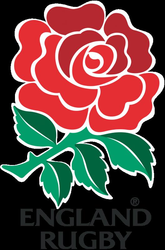 Maillot d'entrainement de l'Angleterre Sevens porté par Dan Bibby