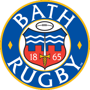 Maillot de match de Bath N°15 porté par Nick Scott saison 2010/2011