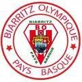 Maillot de match du Biarritz Olympique N°3 porté saison 2014/2015