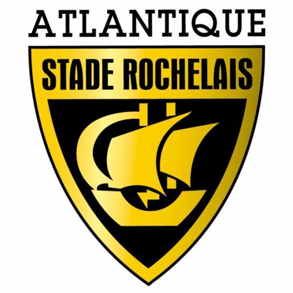 Maillot de match de La Rochelle N°15 porté saison 2011/2012