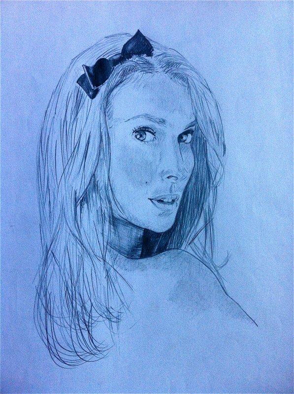 Natalie Portman - Miss Chérie Dior