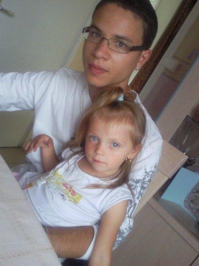 Ma filleule et Moi †
