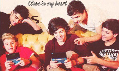 You're my Kriptnite.  -Chapitre 8. Close To My Heart.