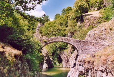 photo ardeche paysage -