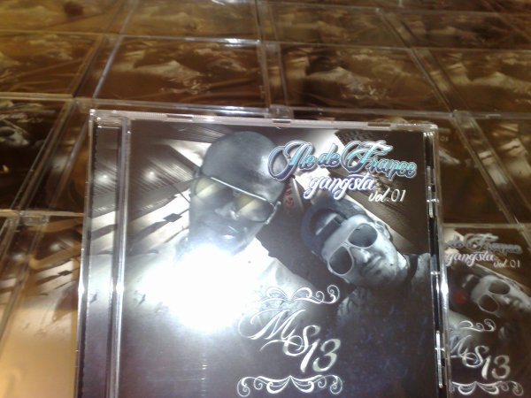 L'album Vien de Sortir