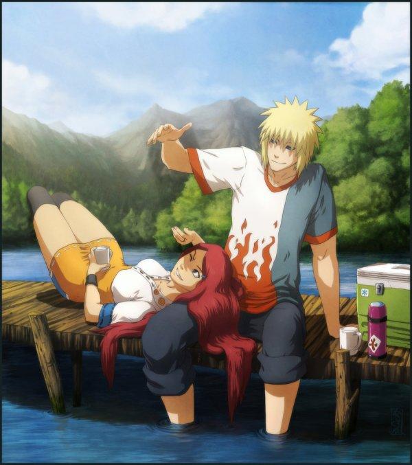 30 juillet : image de naruto et ses parent