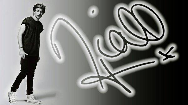 Autographe De Niall Horan