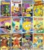 Recherche Comics Simpson en Français