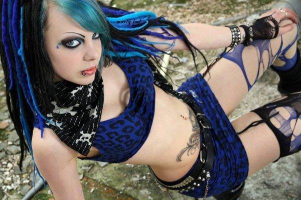 sexys gothiques