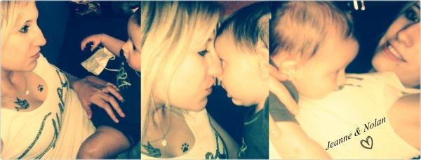 Mon fils  ♥.
