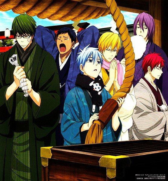 Kuroko No Basket: Saison 2 annoncé