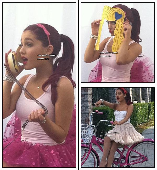 . Ariana à fait un photoshoot avec BOP ans Tiger Beat. Ce ne sont pas vraiment les vrai shoot mais se son un apperçut. J'espère qu'elle seront vite mise en ligne.  J'aime beaucoup de shoot. J'espère qu'elle seront vite mise en ligne car Ariana et mimi dessus pas vous ?   .