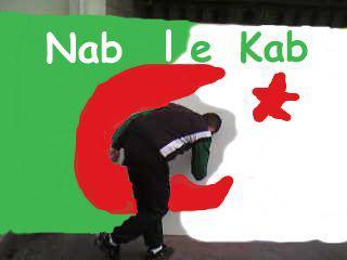 Nab le Kab AKA Taggeur au Marqueur 13130