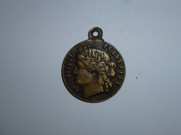 medaille 1899