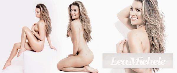 BRUNETTEAMBITION ♛ Ta source pour suivre l'actualité de Lea Michele.