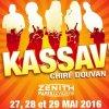 NOUVELLE TOURNEE KASSAV  2016 CHIRE DOUVAN