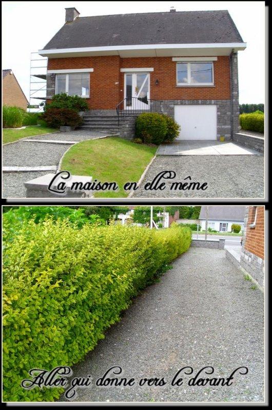 Notre maison qu'on louera ♥