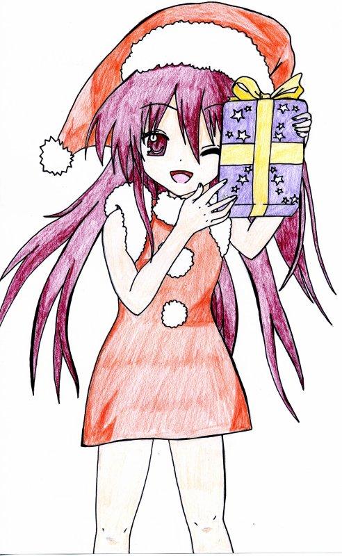 Joyeux Noel !! (légèrement en retard...)