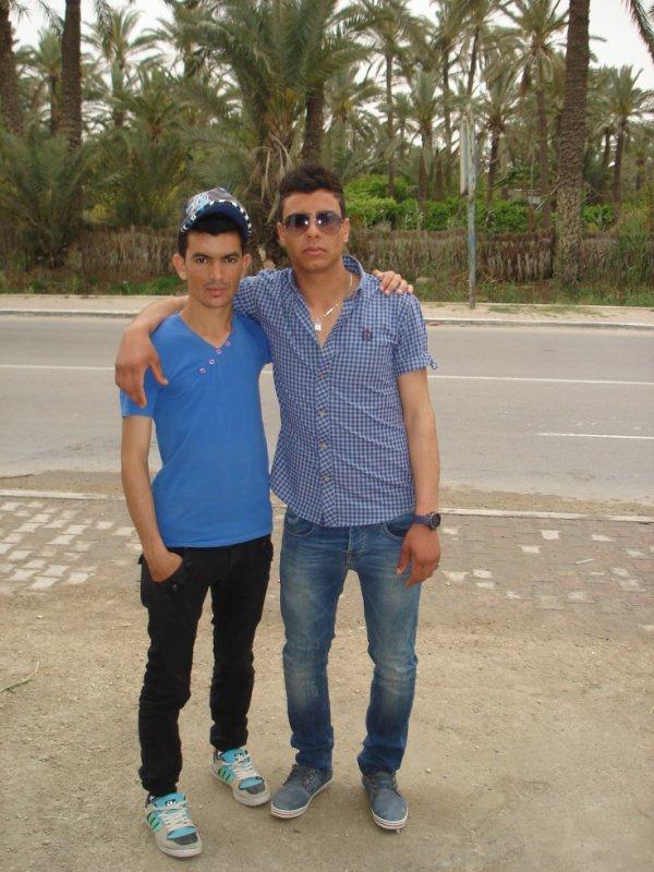 moi et mon ami ♥