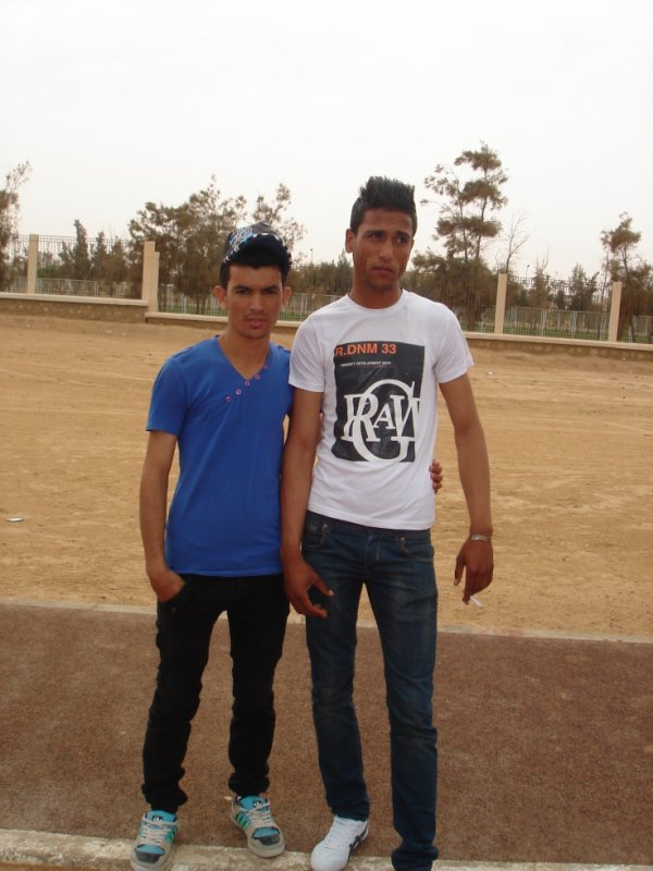 Moi + Oussama