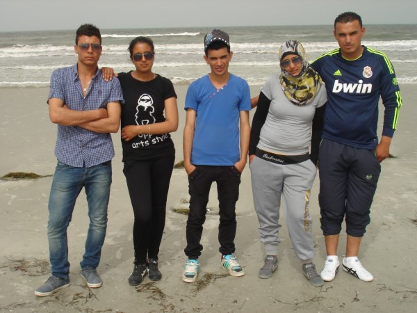 Moi avec mes amis ^^