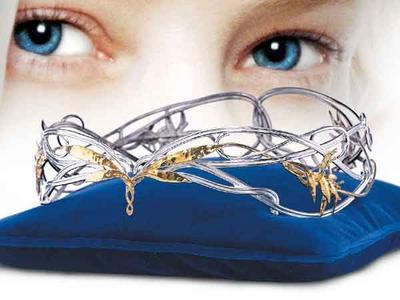 profitez de la livraison gratuite plus récent ramassé Diadème - le seigneur des anneaux