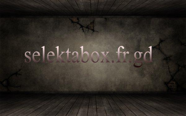 SITE OFFICIEL SELEKTABOX.FR.GD POU 7 NEW ANNEé 2012