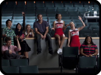 . Glee - Saison 2, Episodes 1 à 5 .