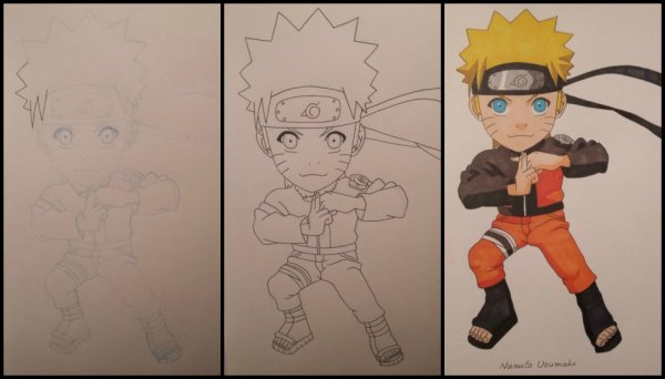 Naruto Uzumaki .