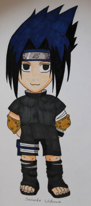 Sasuke Uchiwa .