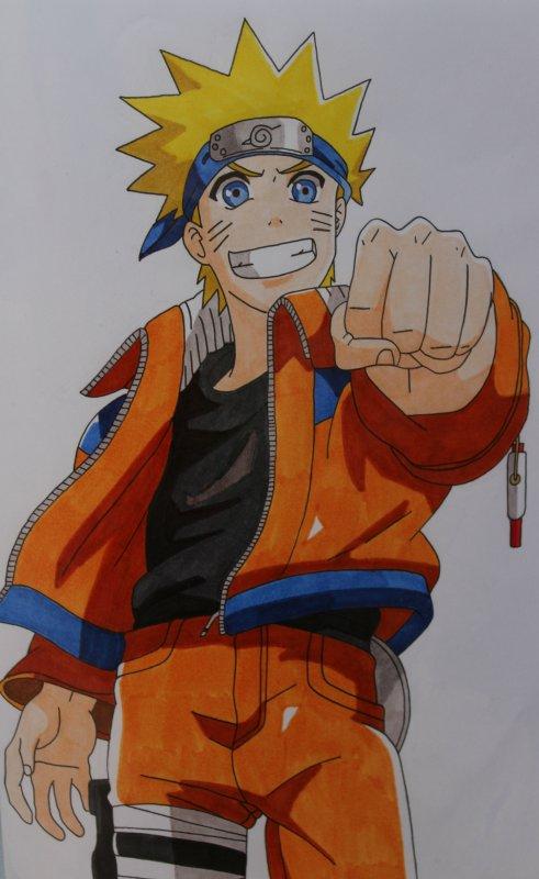 Naruto Uzumaki  2   .