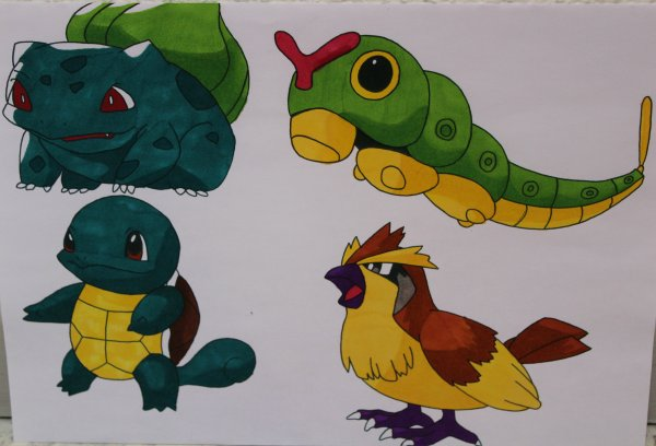 Pokémon  n°1 .