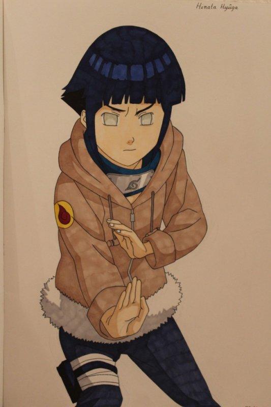 Hinata Hyûga .