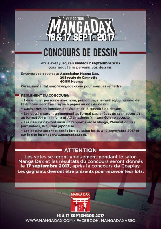 Concours de dessin : pour le 2 septembre  depechez vous   !