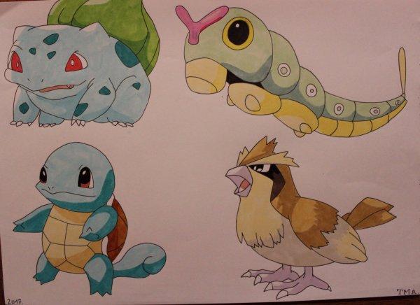 Pokémons  (remake)