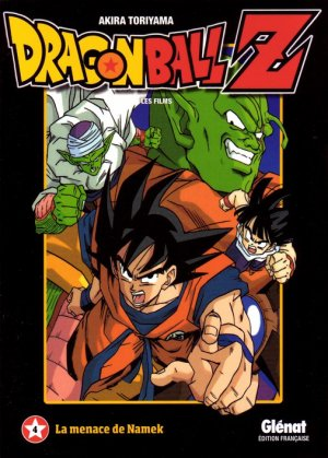 Dragon Ball Z :    La menace Namek .