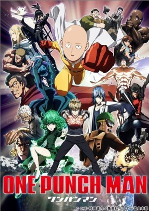 One punch  man    .
