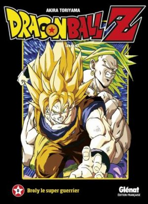 Dragon Ball Z :  Broly, le super guerrier.