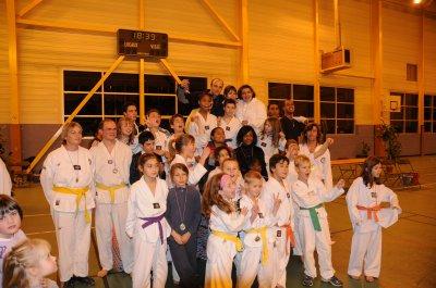 club taekwondo dourdan