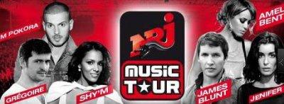 Amel au NRJ Music Tour ce samedi!