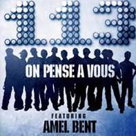 Ecoute maintenant le titre du 113 et d'Amel Bent !