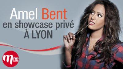 Amel en mini-concert à Lyon : Gagnez vos places !