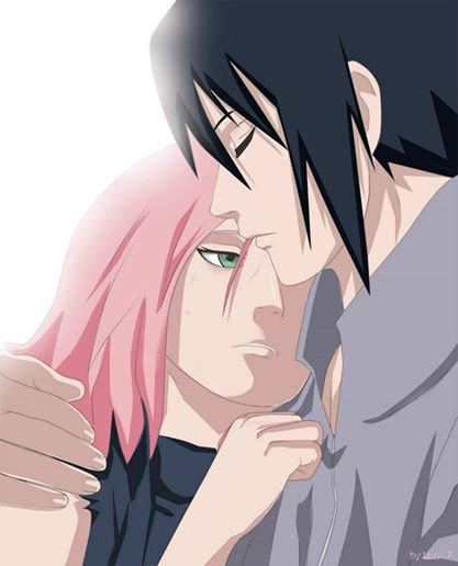 Fic: le retour de Sasuke dans ma vie.~