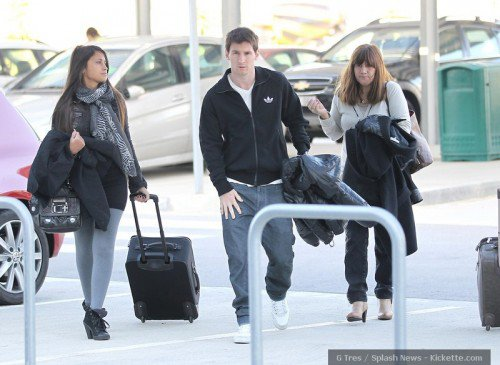 Barcelona 'Ballers & WAGs: What Does Their Airport Arrival Attire Say About You?