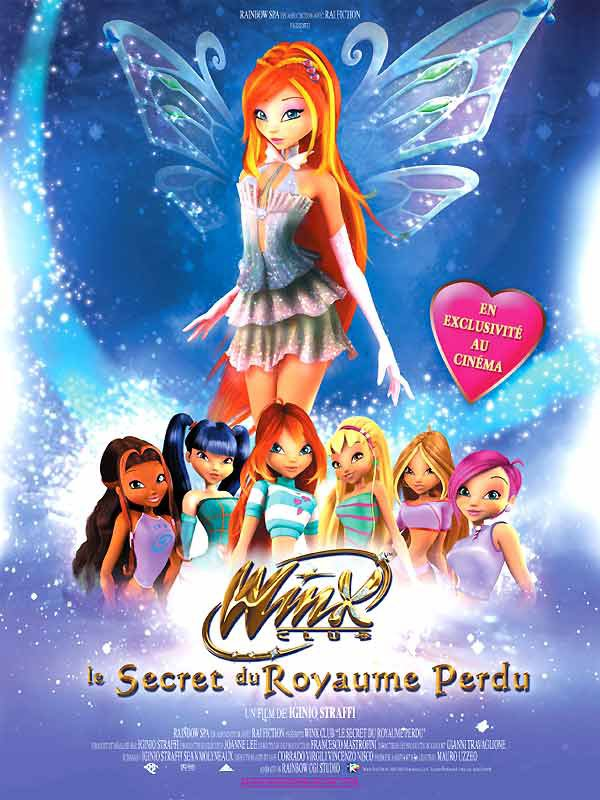 Winx Film 1 : Le secret du Royaume perdu
