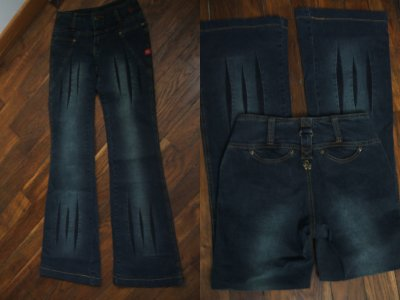 jeans 8 NEW LONDON T-34