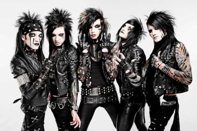 Rebels / Black Veil Brides ~ Rebel Yell (2011)
