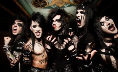 Rebels / Black Veil Brides ~ Unholy (2011)