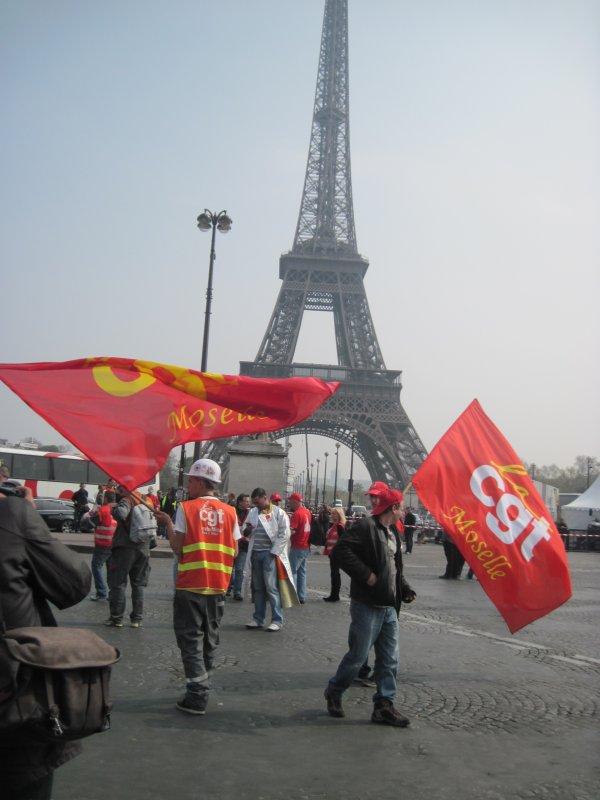 arcelor mittal FLORANGE a Paris
