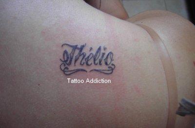 Prénom Thélio